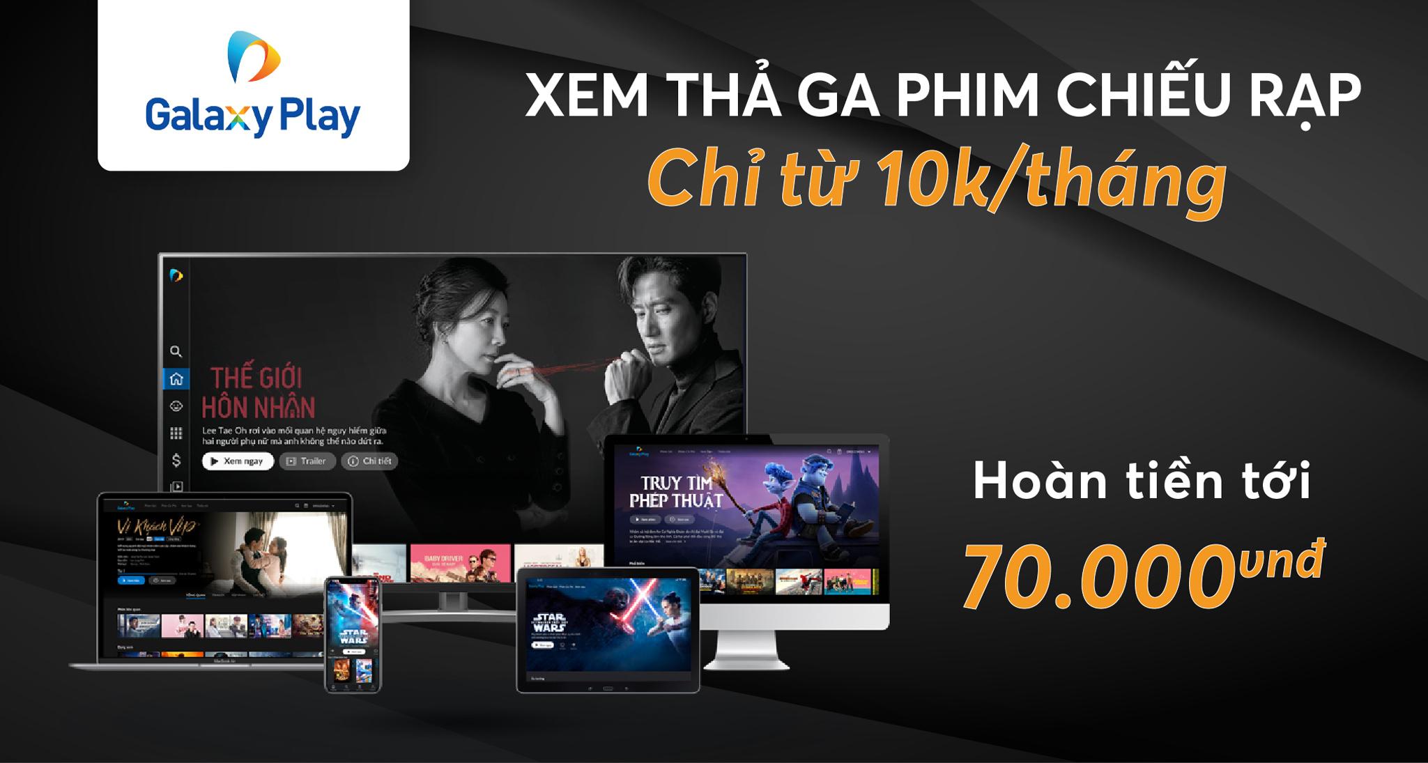 Finhay hoàn tiền - Galaxy Play