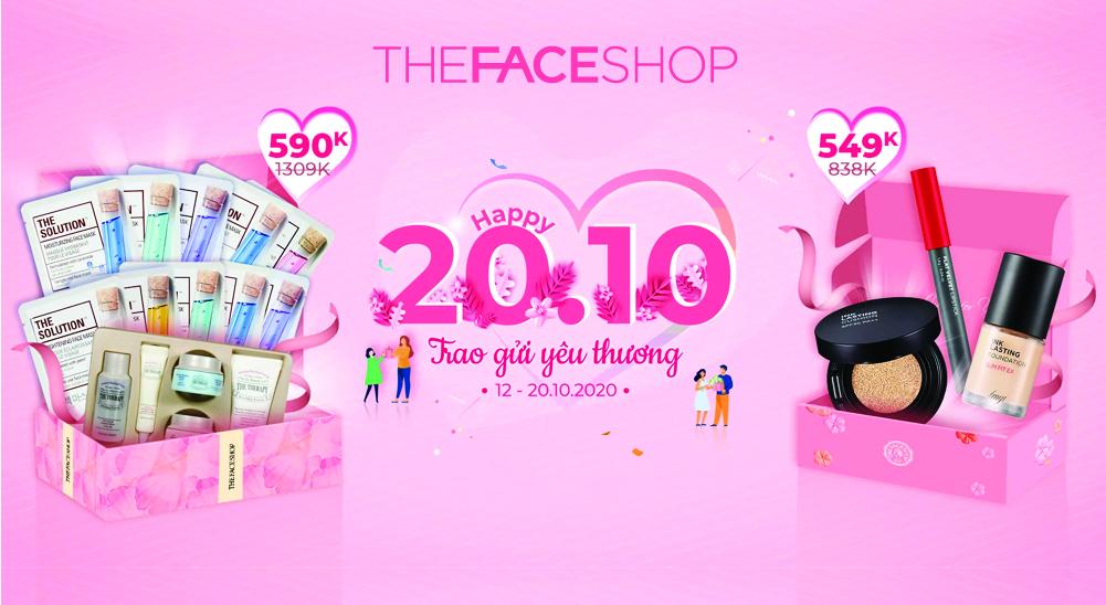 The Faceshop - Finhay hoàn tiền