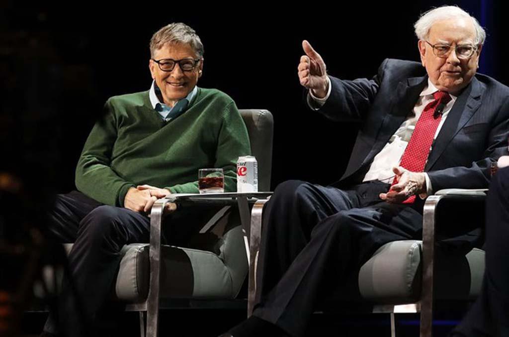 Bài học từ tình bạn 30 năm của hai vị tỷ phú thế giới