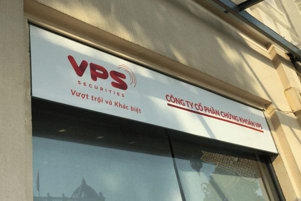Quy trình giao dịch chứng khoán phái sinh VPS