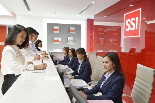 mở tài khoản chứng khoán SSI