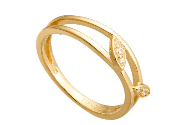 nhẫn vàng 10k