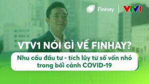 Finhay trên kênh truyền hình VTV1